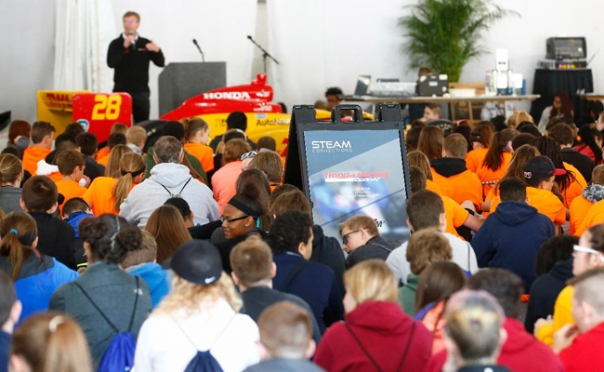 Engineering and technology students to gather at automotive and motorsports summit