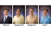 Four engineering faculty members earn promotion