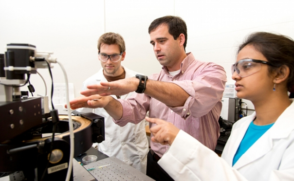 New Materials Institute joins NSF-funded center