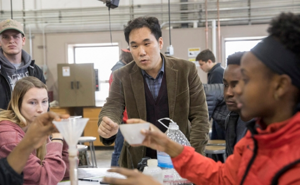 Focus on Faculty: S. Sonny Kim