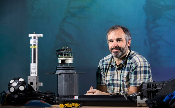 UGA researchers examine warming oceans' impact on kelp forests, larger ecosystem